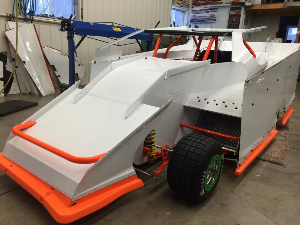 Bat Wing Chassis Outlaw Mini Mods | Fast Affordable Fun | Glenville, MN