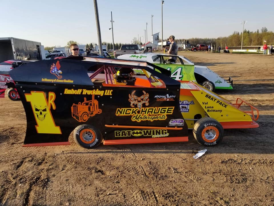 For Sale   Bat Wing Chassis Outlaw Mini Mods   Glenville, MN