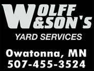 Wolff & Son's Yard Services
