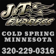 J & T Express - Cold Spring, MN